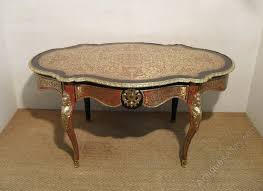 bureau boulle boulle bureau plat centre table antiques atlas