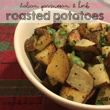 Christmas Dinner Ideas Side Dish A Simple Side Dish Everyone Will Love Easy Parmesan And Herb