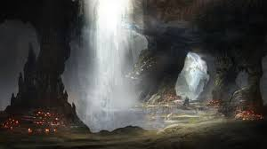 skull waterfall jack the giant slayer yahoo image search results blender pirates treasure in a cave pirates pinterest