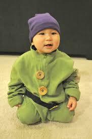 Dopey Dwarf Halloween Costume Easy Diy Costume Dopey Dwarf Sew Woodsy