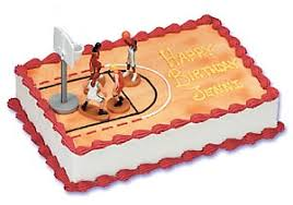 basketball cake toppers basketball cake toppers on sports party world