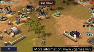 command and conquer android rts spil som c c generals til android og ios
