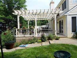 Design A Pergola by How To Build A Pergola On An Existing Deck U2014 All Home Design Ideas