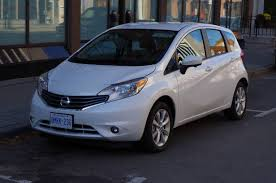 nissan versa us news the surprisingly spacious 2016 nissan versa note sl news for