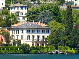 George Clooney Home In Italy A Day In The Lalz Tbt Italy Milan