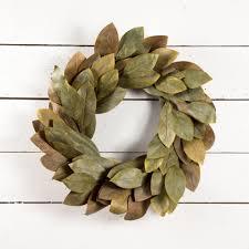 signature magnolia wreath magnolia market chip joanna gaines