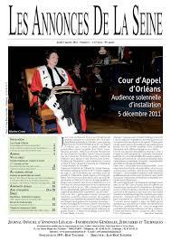 chambre nationale des huissiers de justice annonce edition du jeudi 5 janvier 2012 by annonces de la seine issuu