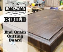 Diy End Grain End Table End Grain Cutting Board A Diy Tutorial 9 Steps With Pictures