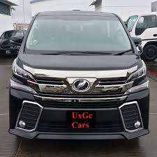 brand new toyota toyota vellfire z ver 2 5l 2017 brand new ready for uber grab