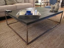 Oversized Coffee Tables by Bemerkenswert Custom Coffee Table Ala Restoration Hardware