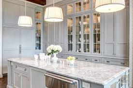 China Cabinet In Kitchen Built In China Cabinets Transitional Kitchen Stonecroft Homes