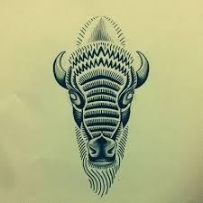 70 bison tattoo designs for men buffalo ink ideas tattoos