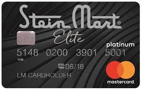 stein mart credit cards stein mart