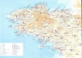 France Region Map by Brittany Region Map Brittany Fr U2022 Mappery