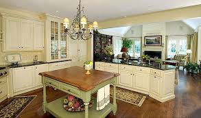 Green Country Kitchen Kitchen Country Kitchen Cabinets Design Images For