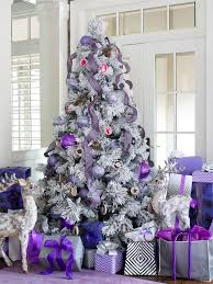 Decorated Christmas Tree Gallery by 558 Best Purple Christmas Trees U0026 Wreaths Images On Pinterest