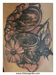 compass tattoo 11