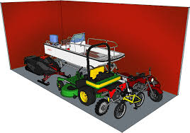 Storage Locker Units by 12 U2032 X 27 U2032 Large Garage Space Units Located In Davenport Iowa