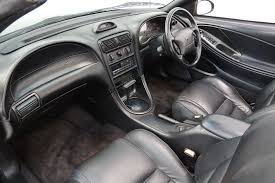 Black Mustang Saleen Sold Ford Mustang U0027saleen Enhanced U0027 Convertible Rhd Auctions