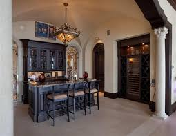 Dining Room In French Luxury House Interiors In European And Traditional Mansion And