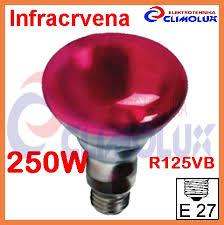250w infrared heat l infrared heat l e27 250w r125vb climolux elektrotehnika