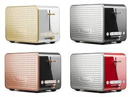 Bella Toaster Reviews New And Unique Toasters Gluten Free Toaster And Selfie Toaster
