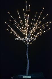 morden color changing led branch tree lights wedding