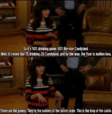 New Girl Meme - zooey deschanel new girl gif by faejind find download on gifer