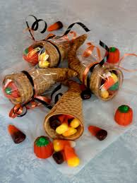 cornucopia halloween treats the pudge factor