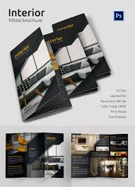 Name Suggestion For Interior Firm by Interior Design Brochure 25 Free Psd Eps Indesign Format