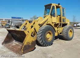 1974 fiat allis 645b wheel loader item j8645 sold may 1