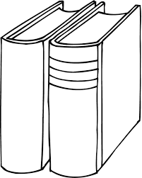 printable outline books preschoolers coloring point