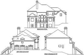 dramatic georgian home plan 56105ad sophisticated georgian house plans pictures best inspiration
