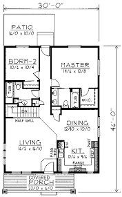 1200 sq ft home plans home plans homepw74380 1 200 square feet 2 bedroom 2 bathroom
