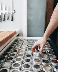kitchen spice storage ideas best 25 spice storage ideas on kitchen spice storage