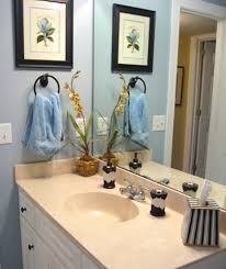 Bathroom Mirror Molding Homeowner Is Sick Of Drab Bathroom Mirror So She Spends 64