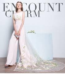 Wedding Dress Jumpsuit Lovly Pink Stretch Chiffon Jumpsuit Dress With Cape Bridal Pant