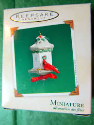46 best hallmark miniature ornaments grcaroline2012 on ebay