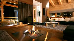 chalet spa verbier in switzerland from carrier