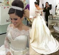 pretty wedding dresses pretty wedding dresses 2016 illusion bridal gowns lace appliques