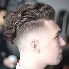 short hairhair straght on back curly on top men s haircuts for curly hair