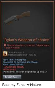 Shots Fired Meme Origin - dylan s weapon of choice this item has been renamed original name