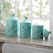 blue kitchen canister set kitchen canisters canister sets kirklands