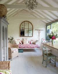 french cottage house interiors with vaulted ceiling excerpt design