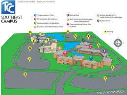 map of tulsa southeast cus tulsa community