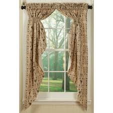 Waverly Kitchen Curtains by Kitchen Cool Cheap Primitive Curtains Curtains And Drapes