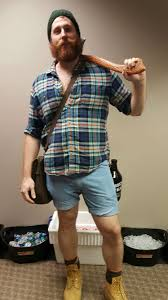 my beardly halloween costume jack lumber the hipster