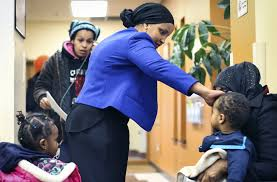 new generation of somali women is on the rise in minnesota