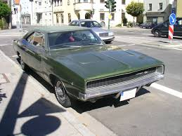 67 dodge charger rt file dodge charger rt 1968 front jpg wikimedia commons