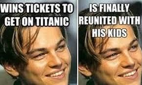 Leo Season Meme - bad luck leo meme proves dicaprio plays the unluckiest characters